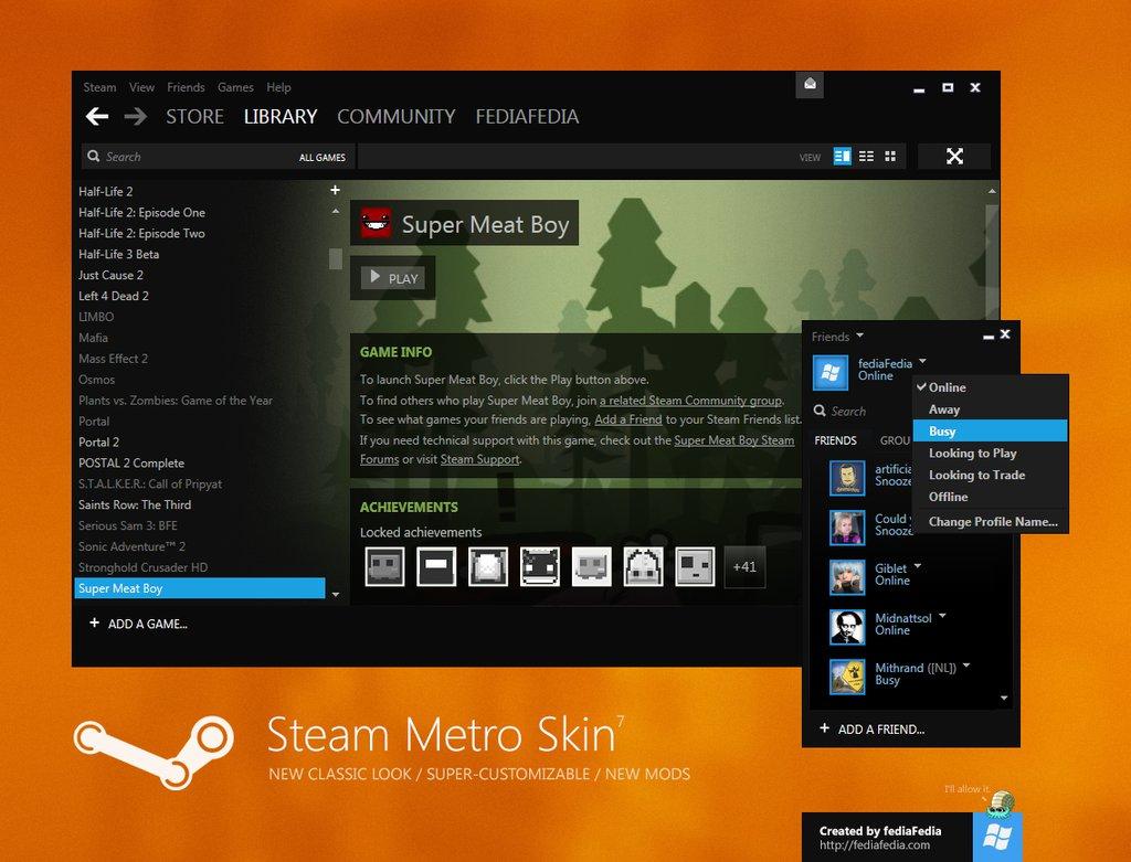 Steam 8 player games mh для кс го